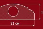 Балясина из бетона P-1 :: Заказать балясины и перила из бетона и камня можно по телефонам: 8 (495) 783-65-09, 8 (495) 518-64-87