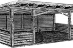 Беседка-павильон - Веранда :: Беседки изготовленные из благородных пород дерева, можно заказать по телефонам: 8 (495) 783-65-09, 8 (495) 518-64-87