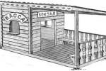Павильон - Вокзал :: Беседки изготовленные из благородных пород дерева, можно заказать по телефонам: 8 (495) 783-65-09, 8 (495) 518-64-87