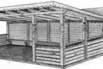 Беседка-павильон - Садик :: Беседки изготовленные из благородных пород дерева, можно заказать по телефонам: 8 (495) 783-65-09, 8 (495) 518-64-87