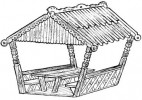 Беседка - Конёк :: Беседки изготовленные из благородных пород дерева, можно заказать по телефонам: 8 (495) 783-65-09, 8 (495) 518-64-87