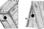 Скворечник - Г, Д :: Купить скворечники из дерева Вы можете по телефонам: 8 (495) 783-65-09, 8 (495) 518-64-87