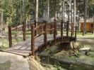 Мостик - Парковый :: Мостики изготовленные из дерева, Вы можете заказать по телефонам: 8 (495) 783-65-09, 8 (495) 518-64-87