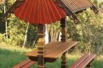 Теневой навес - Праздничный :: Заказать теневые навесы различных моделей, Вы можете по телефонам: 8 (495) 783-65-09, 8 (495) 518-64-87
