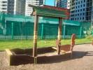 Песочница - Кораблик :: Детские песочницы изготовленные из дерева, Вы можете купить/заказать по телефонам: 8 (495) 783-65-09, 8 (495) 518-64-87