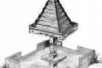 Песочница со столиком :: Детские песочницы изготовленные из дерева, Вы можете купить/заказать по телефонам: 8 (495) 783-65-09, 8 (495) 518-64-87