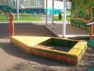 Песочница - Лодочка :: Детские песочницы изготовленные из дерева, Вы можете купить/заказать по телефонам: 8 (495) 783-65-09, 8 (495) 518-64-87