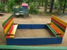 Песочница с крышкой (большая) :: Детские песочницы изготовленные из дерева, Вы можете купить/заказать по телефонам: 8 (495) 783-65-09, 8 (495) 518-64-87