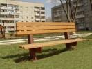 Скамья - Уличная :: Скамейки и лавки изготовленные из дерева, можно заказать по телефонам: 8 (495) 783-65-09, 8 (495) 518-64-87
