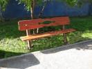 Скамья - Городская :: Скамейки и лавки изготовленные из дерева, можно заказать по телефонам: 8 (495) 783-65-09, 8 (495) 518-64-87