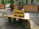 Скамья - Трёхсторонняя :: Скамейки и лавки изготовленные из дерева, можно заказать по телефонам: 8 (495) 783-65-09, 8 (495) 518-64-87