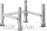 Скамья - Сударушки :: Скамейки и лавки изготовленные из дерева, можно заказать по телефонам: 8 (495) 783-65-09, 8 (495) 518-64-87