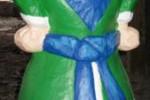 Скульптура - Баба (большая) :: Заказать изготовление скульптур из дерева, Вы можете по телефонам: 8 (495) 783-65-09, 8 (495) 518-64-87