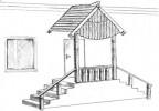 Навес :: Навесы изготовленные из дерева, заказать данную продукцию Вы можете по телефонам: 8 (495) 783-65-09, 8 (495) 518-64-87
