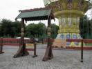 Входные ворота - Лошадки :: Входные ворота изготовленные из дерева, заказать данную продукцию Вы можете по телефонам: 8 (495) 783-65-09, 8 (495) 518-64-87