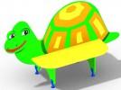 Скамейка - Черепаха :: Вы можете заказать скамейки и лавочки у наших менеджеров по телефонам: 8 (495) 783-65-09, 8 (495) 518-64-87