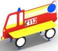 Скамейка - Пожарная машина :: Вы можете заказать скамейки и лавочки у наших менеджеров по телефонам: 8 (495) 783-65-09, 8 (495) 518-64-87