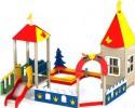 Песочный дворик - В домике :: Заказать песочницы и песочный дворики, Вы можете по телефонам: 8 (495) 783-65-09, 8 (495) 518-64-87