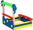 Песочница - Морская :: Заказать изготовление песочниц и песочных двориков, Вы можете по телефонам: 8 (495) 783-65-09, 8 (495) 518-64-87
