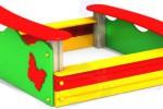 Песочница - Бабочки(стандарт) :: Заказать изготовление песочниц и песочных двориков, Вы можете по телефонам: 8 (495) 783-65-09, 8 (495) 518-64-87